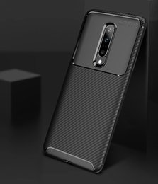 iphone 6s carbon fiber case 2019 - Beatles Carbon Fiber TPU Cell Phone Cases For Huawei P30 Mate 20 Y6 Pro Sony Xperia 10 One Plus 7 Premium Shockproof Cov