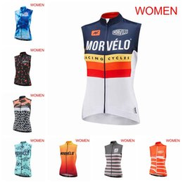 $enCountryForm.capitalKeyWord Australia - Morvelo team Cycling jersey Breathable trend hot sale women summer Sleeveless Vest Comfortable hight quality free delivery X62626