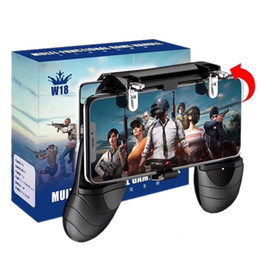 $enCountryForm.capitalKeyWord Australia - PUBG Mobile Metal L1 R1 free fire Trigger for iPhone xiaomi huawei Android Phone Game Shooter Controller Gaming Gamepad Joystick