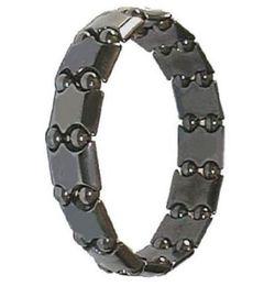 $enCountryForm.capitalKeyWord Australia - 2019 new arrival 100pcs hot selling SALE! Pearl Black Magnetic Hematite Bracelet Fashion Pain Therapy Arthritis Bead