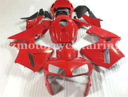kit motorcycles for sale Canada - Hot sales Injection molding New ABS Motorcycle Full Fairing Kit Fit For CBR600RR F5 2004 2003 Bodywork set Free custom Red Black
