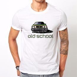$enCountryForm.capitalKeyWord Australia - New Design T Shirt Fashion Old School Germany Car Tee Shirt Wholesale Discount Mk2 Art Classic Gift Mk1 Vintage Retro O Neck T Shirt