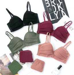 $enCountryForm.capitalKeyWord Australia - 2019 No steel rings, small breasts, pull together, adjusting bra, no trace, lace, sexy girl underwear set.