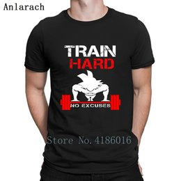 funky shorts Canada - Train Hard Goku Gym T Shirt New Fashion Hot Sale Pop Top Tee Funny Shirts Custom Tshirt Funky Short Sleeve Family Customized
