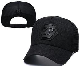 Großhandel Luxus Designer Unisex Baseball Cap Für Männer Frauen Sommer Schädel Sport Caps Europa Amerika Beliebte Knochen Verstellbare Kappe Gorras Golf Curved Hat