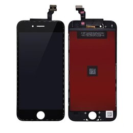 Iphone Screen Testing Australia - LCD Display High Brightness Pass Sunglasses Test Touch Digitizer Complete Screen Full Assembly Replacement for iPhone 6 for Tianma LCD