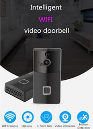 $enCountryForm.capitalKeyWord Australia - Vikewe Dash Cam M4 Wireless video doorbell Wireless WiFi Remote Security PIR Video Camera Door Phone Doorbell Intercom car dvr