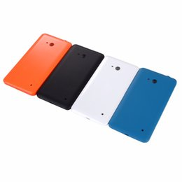 $enCountryForm.capitalKeyWord Australia - Original New Back Cover for Microsoft Nokia Lumia 640 Housing Battery Cover Back Shell with side