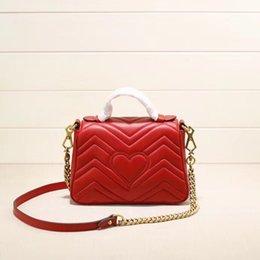 $enCountryForm.capitalKeyWord Australia - 2019 styles Handbag Famous Name Fashion Leather Handbags Women Tote Shoulder Bags Lady Leather Handbags M Bags purse 2097