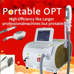 Ipl Spot Australia - 5 filters portable SHR IPL machine permanent Hair removal ipl beauty machine skin rejuvenation pigment age spots removal acne treatment