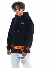 $enCountryForm.capitalKeyWord Australia - Heron Preston Mens Spring Hoodies Black Casual Loose Thin Loose Pullovers Sweatshirts Pullovers