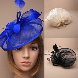 67457f2958a 1PC Large Headband Aliceband Hat Weddings Ladies Day Race Royal Ascot