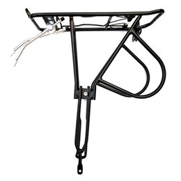 24 inches luggage UK - Bicycle Luggage Rack Cargo Rear Frame Bicycle Seatpost Bracket 24-27 Inch Bicycle Belt Installation Tool Pet Supplies