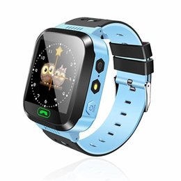 Sos Camera Australia - Touch Screen Q528 LBS Tracker WatchAnti-lost Children Kids Smart watch LBS Tracker Wrist Watchs SOS Call For Android IOS With Remote Camera