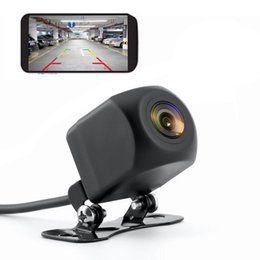 $enCountryForm.capitalKeyWord Australia - WIFI Reversing Camera Night Vision Car Rear View Camera Mini Waterproof Driving Recorder For IPhone Android Tachograph Wholesale car dvr