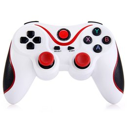 Tablet Wireless Controller Australia - Gamepad X3 Game Controller Smart Wireless Joystick Bluetooth Android Gamepad Gaming Remote Control T3 S8 Phone PC Phone Tablet