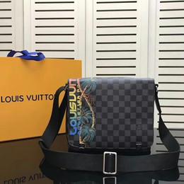 Best shells online shopping - THE BEST SELLING MEN S HANDBAG FASHION SHELL MEN S NEW MESSENGER BAG M50005