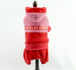 male hair products NZ - Designer dog clothes new pet products wholesale cotton jacket in autumn and winter 100209