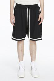 $enCountryForm.capitalKeyWord NZ - 2019 Casual Shorts for Men Summer Clothing Wear Fashion Cool Loose Half Shorts Fear Of God Sweatpants Justin Bieber Harem Shorts Kanye West