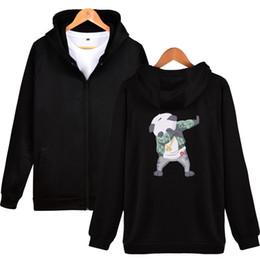 $enCountryForm.capitalKeyWord Australia - Aikooki Funny Animal Zipper Hoodies men women Fashion Cartoon Cotton Winter Hoodies Zipper men women Sweatshirt Harajuku Clothes