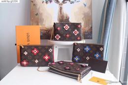 $enCountryForm.capitalKeyWord Australia - Women S One-shoulder Bag Handbag, Production, Large Capacity, Design Bag, Fashionable Generous, M63905