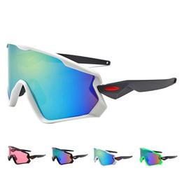 Racing Bicycle Goggles UK - Cycling sunglass Eyewear UV400 MTB Bike Bicycle Windproof Goggles Outdoor Sport Glasses Large frame Racing Eyewear for Men Women #488198