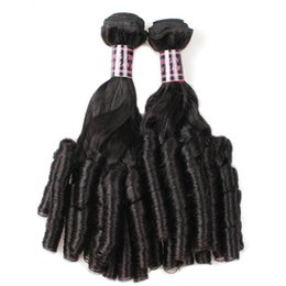 dyeing hair black NZ - 03Up and down the canister 100g pcs 2019 latest female curly hair, 100 % absolute human hair, black curly hair curtain