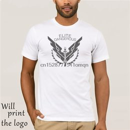 elite shirts Australia - Fashion Cool Men T shirt Women Funny tshirt Elite Dangerous Customized Printed T-Shirt