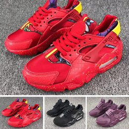 $enCountryForm.capitalKeyWord NZ - Flash Light Air Huarache Kids Running Shoes Sneakers Infant Children Huaraches huraches Designer Hurache Casual Baby Boys Girls Trainers