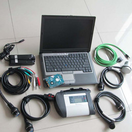 Wholesale 2019 MB star diagnostic C4 G HDD with computer D630 used Laptop RAM G full set Auto Scanner for MB Diagnostic ready to work
