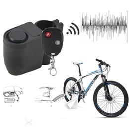 $enCountryForm.capitalKeyWord Australia - Professional Anti-theft Bike Lock Cycling Security Lock Remote Control Vibration Alarm Bicycle Vibration Alarm #2A17