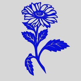 $enCountryForm.capitalKeyWord Australia - Sunflower Flower Helianthus Car Laptop Bumper Window Vinyl Decal Sticker Car Accessories Car Sticker