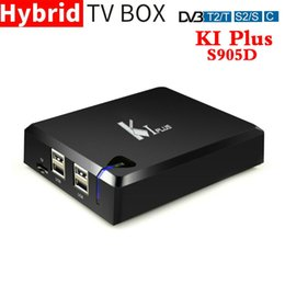 $enCountryForm.capitalKeyWord Australia - K1 PLUS DVB-T2 DVB-S2 DVB-C Android 7.1 TV BOX 4 in 1 Combo Amlogic S905D Quad Core KI PLUS Smart Set top Box 4K 1080P