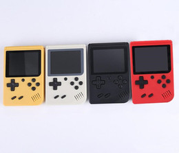 Handheld Game Console Retro Portable Video Game Console Can Store 400 Games in 1 LCD Cradle Design FC games on Sale