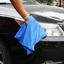 $enCountryForm.capitalKeyWord Australia - 1Pcs Microfibre Cleaning Auto Soft Cloth Washing Cloth Towel Duster 30*70cm Car Home Cleaning Micro fiber Towels