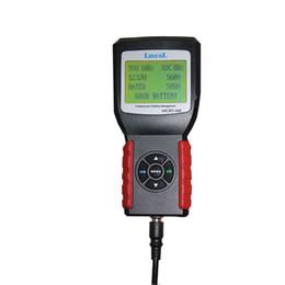 Micro Oil Australia - LANCOL MICRO-468 12V Car Battery Tester Diagnostic-tool SOH SOC CCA Car 12V Start Battery Detection Vehicle Battery Analyzer