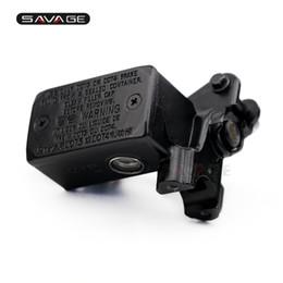 $enCountryForm.capitalKeyWord Australia - Brake Master Cylinder For SUZUKI GSX 1250F 650F 650 BANDIT S GSX1400 GSF1250 SFV650 Motorcycle Accessories Lever Mirror Adapter