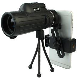 $enCountryForm.capitalKeyWord Australia - Monocular 40x60 Telescope Light Night Vision High Power Spyglass Dual-Focus HD Optics Zoom Waterproof Outdoor Hunting Tool
