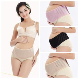 Wholesale Maternity Belt Pregnancy Support Corset Prenatal Care Athletic Bandage Adjustable Belly Belt Postpartum Recovery Shapewear OOA6338