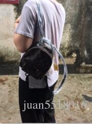 $enCountryForm.capitalKeyWord Australia - High Quality Womens Palm Springs Backpack Mini Pu Children Backpacks Women Printing Leather Backpack M51560