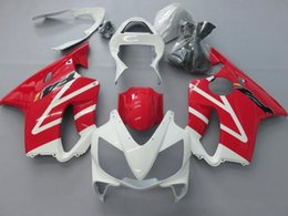 Custom Body Honda Cbr Australia - 3Gifts New Injection Mold ABS Fairing kits Fit for HONDA CBR 600 F4i fairings 2001 2002 2003 CBR600 FS F4i body 01 02 03 custom red white