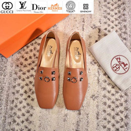 $enCountryForm.capitalKeyWord NZ - Vvtisks6 282903 Spring New Brown Single Small Women Running Ballerina Flats Sneakers Loafers Espadrilles Wedges Dress Shoes Boots