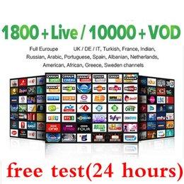 TV program 10000+Live +8000VOD for m3u android smart tv France USA Canada Arabic Dutch Sweden Turkey Australi Germany Spain SHOW on Sale