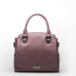 $enCountryForm.capitalKeyWord Australia - Exotic2019 Days Seasonal Han Chaoliu Handbag Ma'am Cowhide Single Shoulder Satchel lady genuine leather handbag fashion
