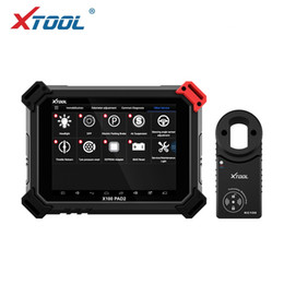 car diagnostic tool automotive Australia - X100 PAD2 Pro Professional OBD2 Car Diagnostic Tool with key programmer For VW 4th 5th Immobilizer and Odometer adjustment
