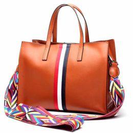 $enCountryForm.capitalKeyWord Australia - 2019 High Quality New Split Leather Women Bag Handbag With Fashion Women Messenger Casual Bags Women's Soft Leather Bag