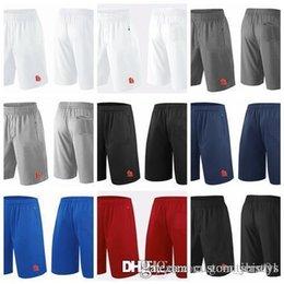 2018 St. Louis Cardinals Shorts Branco Cinza Preto Azul Marinho Vermelho Franchise Desempenho Shorts Tamanho S-XXXL Baseball Shorts Jerseys venda por atacado