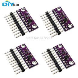 $enCountryForm.capitalKeyWord Australia - 4pcs lot DIYmall 12 Bit 12bits I2C Digital to Analog Converter DAC Breakoout Sensor Module GY-MCP4728
