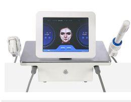 Firming Face Lift Australia - New 2 in 1 HIFU machine vaginal face rejuvenation tighten skin lifting machine Ultrasound wrinkle removal beauty machine