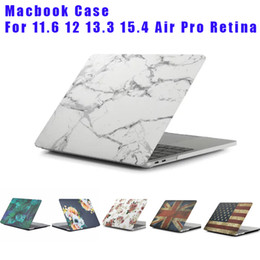 apple macbook air 11.6 cover Australia - Laptop Case For Apple MacBook 11.6 12 13.3 15.4 air pro Retina Cover Hard Shockproof Anti Scratch Cases free epecket